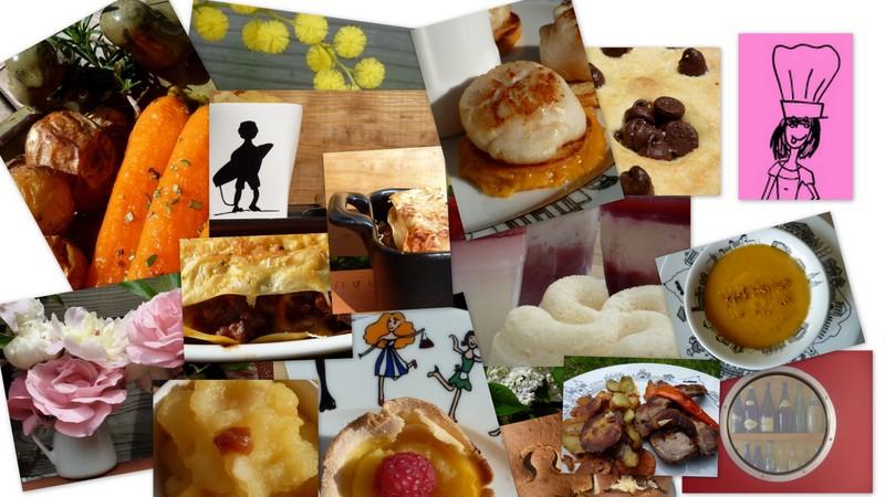 Assiettes et gourmandises blog archive 2011 du bruit for Assiettes du bruit dans la cuisine