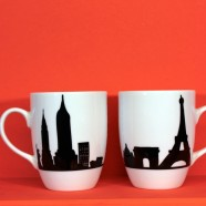 Mug « Paris New York »
