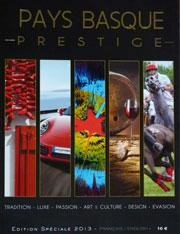 pays basque prestige 2013