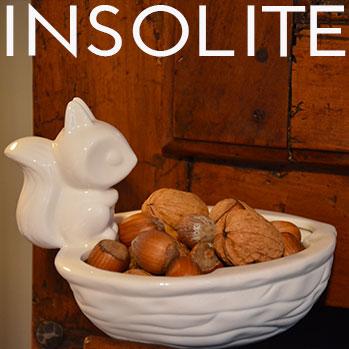 insolite, une sélection d'objets par assiettes et compagnie
