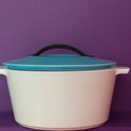 Cocotte ronde Rvolution bleue