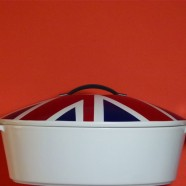 Cocotte REVOL drapeau anglais