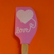 Spatule Love rose