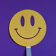 Spatule SMILEY ronde