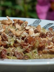 plat new york poulet-façon-thai-