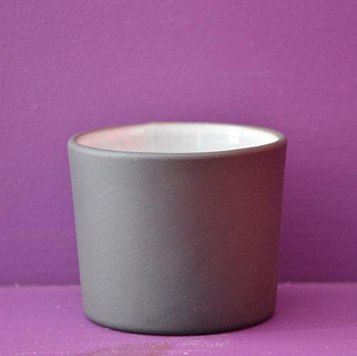 bol à tapas en porcelaine noire par revol made in france