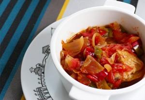 l'authentique recette du poulet basquaise, made au pays basque