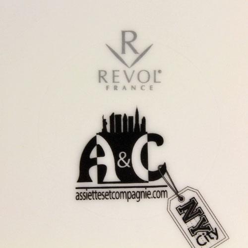 assiette-logo-new-york assiettes et compagnie