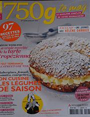 revue de presse pour assiettes et compagnie, voir les articles qui parlent des créations de béatrice pene