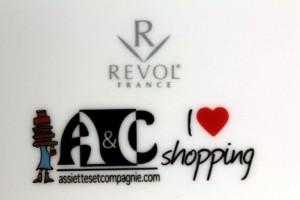 Logo I Love Shopping par Assiettes et Compagnie