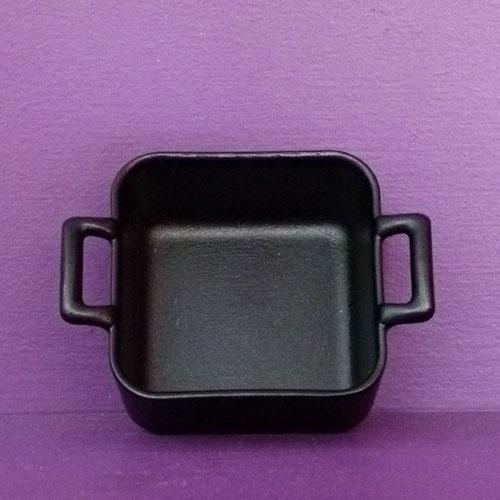 terrine carrée en porcelaine française revol
