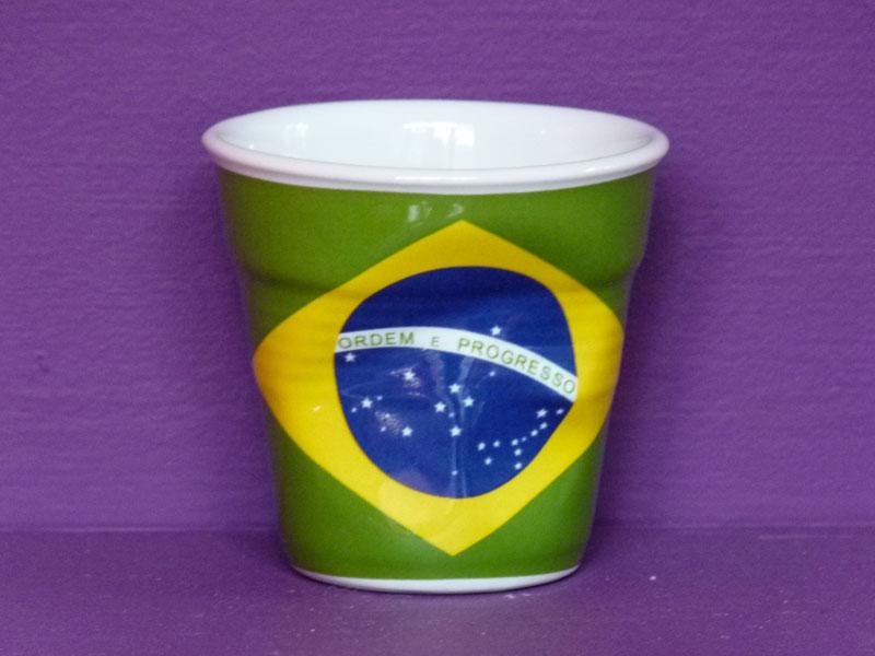 tasse Brésil par Assiettes et Compagnie Béatrice Pène