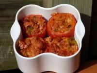 recette tomates farcies assiettes et gourmandises