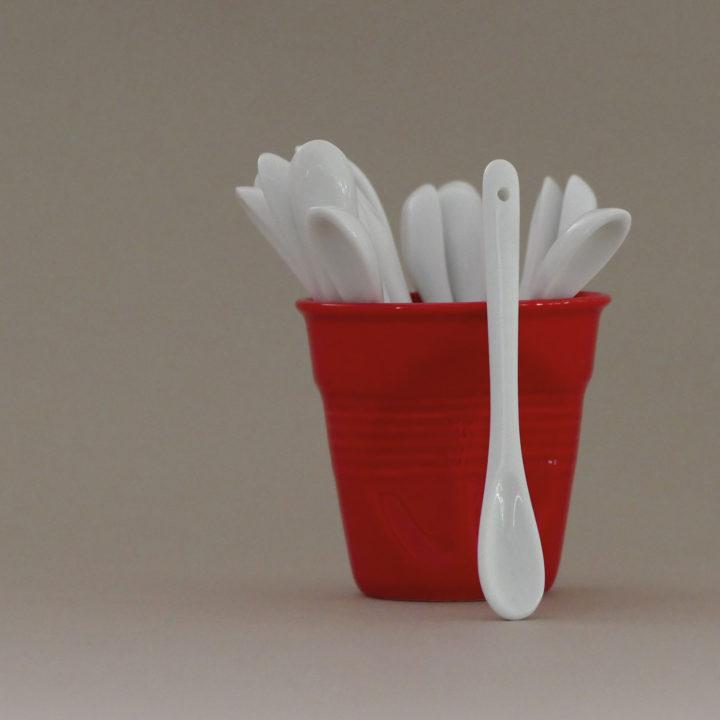 cuillere en porcelaine revol