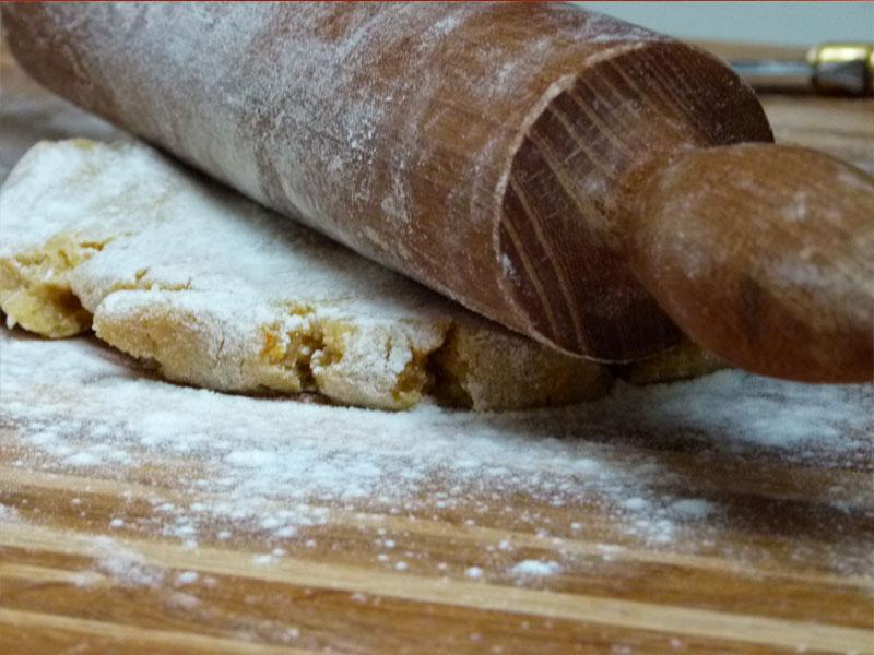 gateau basque, le véritable gâteau basque fait maison