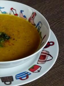 soupe assiettes et gourmandises