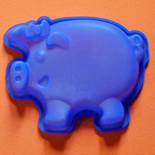 moule cochon en silicone alimentaire