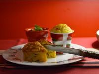 assiette pays basque avec tasse drapeau revol et cake  magret