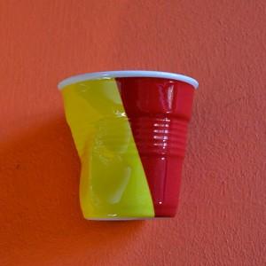 tasse Belgique par Revol porcelaines pour boire un café de supporters