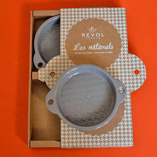 moule à tartelette Revol le moule à ne pas manquer pour les bonnes pâtisseries maison, de la tarte tatin à la génoise