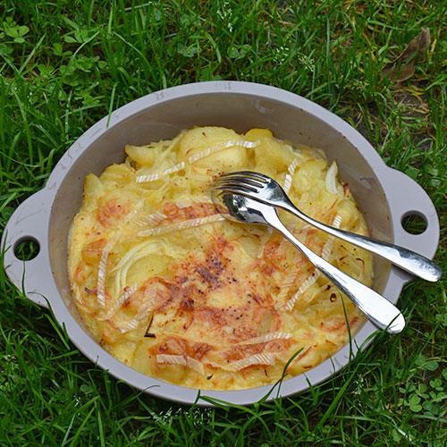 moule à manqué Revol le moule à ne pas manquer pour les bonnes pâtisseries maison, de la tarte tarin à la génoise