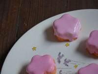 recette de muffins au pamplemousse rose , un petit cake fruitée pour réveiller les papilles en hiver par assiettes et gourmandises et sur france bleu pays basque