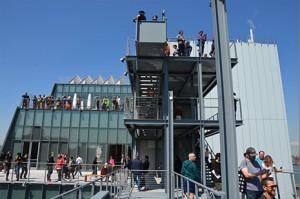 visiter le nouveau whitney muséum de new york et visite guidée du quartier meatpacking
