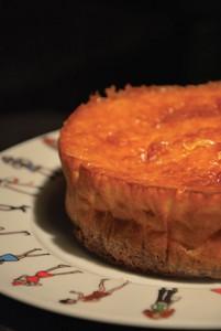 cheesecake comme à new york chez Juniors