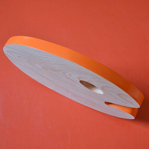 palette du peintre, planche à découper ou dessous de plat en hêtre massif, exclusivité d'assiettes et compagnie, création par béatrice pêne