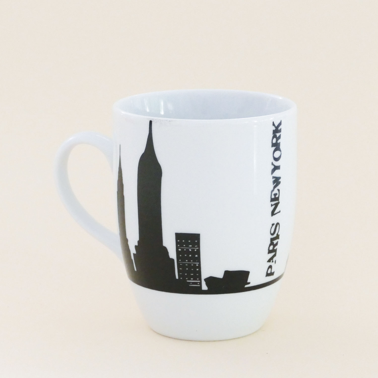 mug paris new york assiettes compagnie. Black Bedroom Furniture Sets. Home Design Ideas