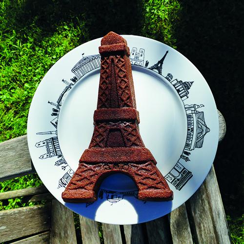 moule grande tour eiffel pour faire un beau gâteau générexu qui met en avant votre amour pour Paris - silicone alimentaire, une trouvaille d'assiettes et compagnie