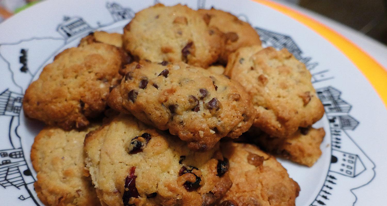 recette de cookies sur un plat pays basque avec 4 idées recettes originales