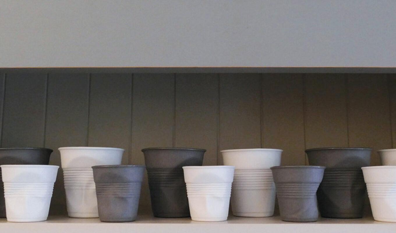 porcelaines Revol fabriquées en France dans la ma