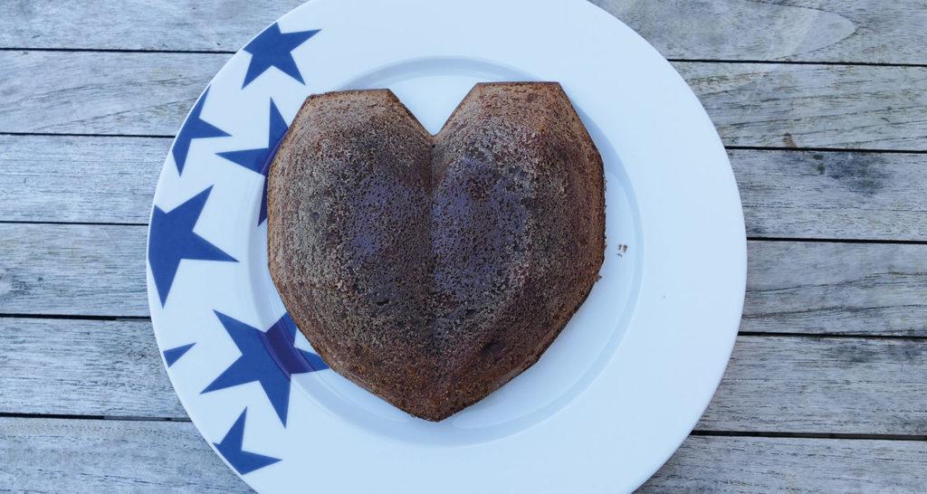 recette de fondant au chocolat sur assiettes et compagnie, blog de recettes depuis 2006